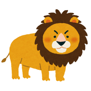 「勝てる気がしない!」リッツの箱で作った『強化型ライオン』が力作すぎる😳