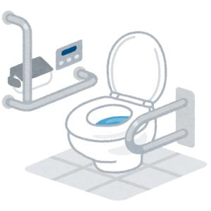 トイレの個室で財布が落ちそうだったので目の前にある棚に置いたら…最悪の結果にwww
