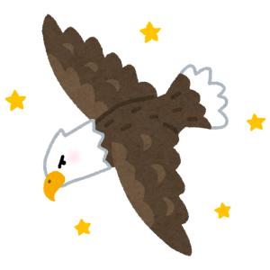 「羨ましすぎる光景…」北海道でツーリングしてたら鷲がランデブーしてきた!