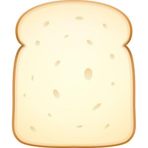 「買ってきた食パンに唇がついてた…」今にも喋り出しそうなビジュアルがキモすぎるw