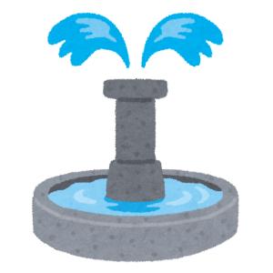 """""""RPGのセーブポイント""""みたいだとネタにされた梅田の「泉の広場」が本当にセーブポイントと化すw"""