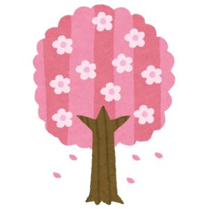 「もはや絵画…」井の頭線の車内から見える桜がエモすぎると話題に🌸
