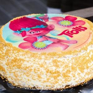 ヤバすぎる「写真ケーキ」の注文が来たw 完成までずっと笑ってたわwww
