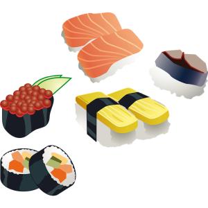ある海鮮市場で販売されている『寿司』が斬新すぎるww 「寿司の定義とは…」
