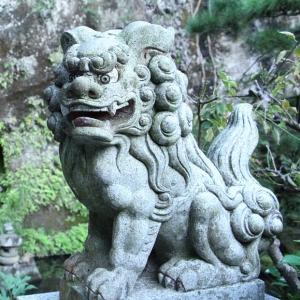 静岡にある神社の「狛犬」が斬新すぎるwwwww