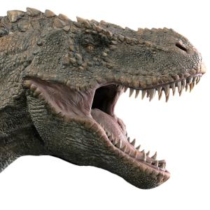 タイのショッピングモールでやっていた「恐竜展」を吹き抜けの上から覗いたら…面白すぎたw