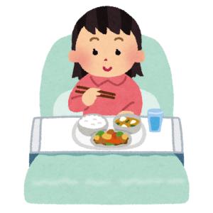 さすが期待を裏切らない…! 大阪の病院に入院したら出てきた食事がコチラwww