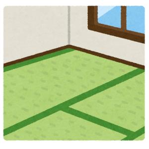 インドカレー屋さんに来たんだけど、小上がりの畳の縁がオシャレ過ぎるwww