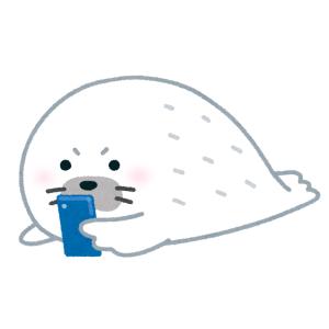 【悲報】水族館のアザラシ、あまりの暑さにものすごい格好で寝てしまうw