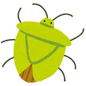 【サイケ】まるで「ジョジョ」に出てきそうな色合いのカメムシが発見されるww