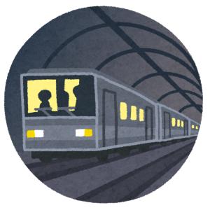 「なんだか不安な気持ちになる…」ある地下鉄の注意看板がオカルトチックだと話題に