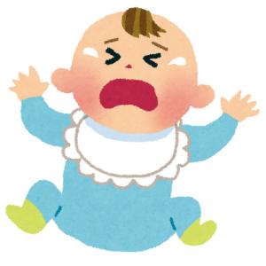 生後2ヶ月~7ヶ月の赤ちゃんが泣く理由…マジかよwww