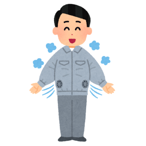 今話題の「空調服」にとんでもない弱点が見つかってしまう…フェスやコミケでは要注意!