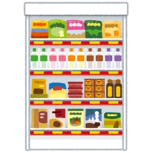 「容赦ねえ…」あるファミマの『お母さん食堂』棚に並んだ商品がハードコアすぎるwww