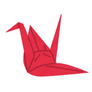 「それは残像だ」…ある折り紙職人による『折り鶴』のスピード感が半端ないwww