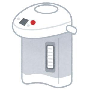 """「怨念レベルだな…」ある給湯室に設置された電気ポットの""""注意書き""""が恐ろしい😨"""