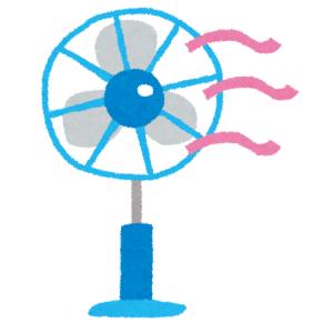 【悲報】あまりに酷使された扇風機、怒りの殺戮マシーンと化す😱