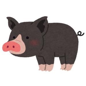 """「これはヴィーガンも苦笑い」…鹿児島産黒豚の""""キャッチフレーズ""""がトンデモすぎるwww"""