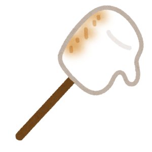 """【天才】「これは犯罪的…」焼きマシュマロを""""あのお菓子""""と組み合わせるという禁断のアイデア😋"""