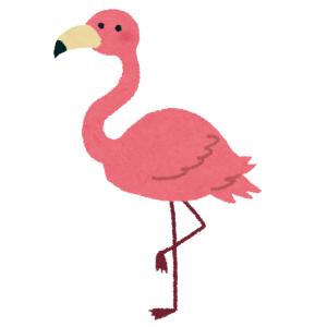 長崎バイオパークに掲示されている「フラミンゴの見分け方」イラストがシュールすぎる件w