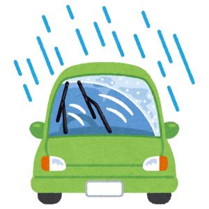 「ウォッシャー液使ってコレか…」北海道の極寒地だと車のフロントガラスはこうなる😱