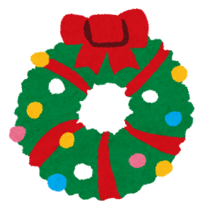 紙袋一枚で「クリスマスリース」を作る? ズボラだけどナイスなアイデアが話題にw