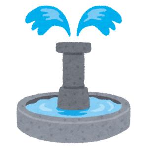 ここまで「コロシテコロシテ」感のあるオブジェは見たことがない…某公園の噴水が話題に😅