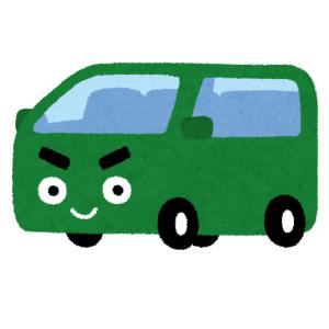 【衝撃】「コレは通報不可避…」阪神高速で目を疑うようなワゴン車が目撃される😨