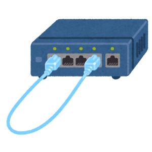【寿】家族が何やら「LANケーブル」を弄ってるなと思ったら…何これ、おめでたい。