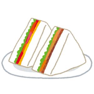 【衝撃】ノルウェー空港で1300円で売っているサンドイッチがこちら…