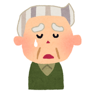 【悲報】「歳を取ると涙もろくなる」のは感受性や人間性が豊かになったからではなく…