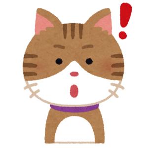 【えっ】デスクスタンドのスイッチに足を置いた「猫」はそれ自体がスイッチになる…驚きの現象😹