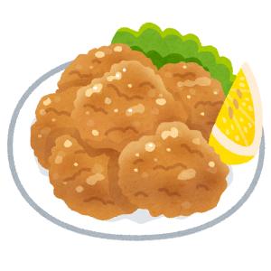 """【衝撃】ある中華料理店で頼んだ「唐揚げ定食」があまりに""""写真詐欺""""だった…😋"""