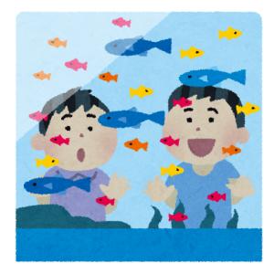 """「食べ頃だしなぁ」…三重県の水族館であまりに""""弱肉強食""""な光景が目撃される🦈"""