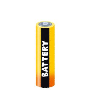 【正解】子供がコレを見て「電池だ!」と言ったんだが…うん、間違ってない😅