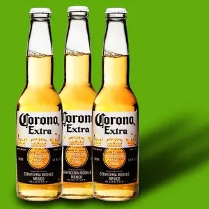 「コレはメーカーもニッコリ」…あるスーパーの『コロナビール』売り場がアツすぎるwww