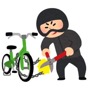 """【衝撃】歩道に停めておいた自転車が""""乗っ取りのサギ""""に遭っていた…😨"""