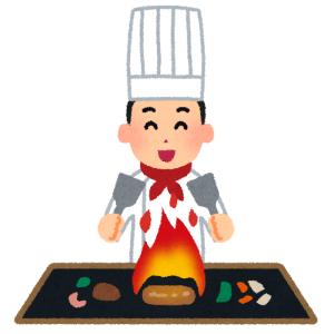 """鉄板焼のお店で""""焼く前の肉""""を見せてもらったら…一瞬ドキッとしたwww"""