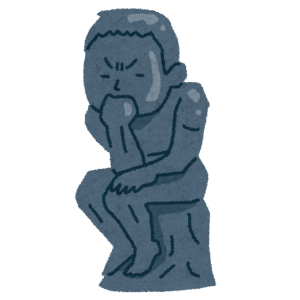 「めっちゃ難しいこと考えてそう…」まるで瞑想中のような植木が発見されるwww