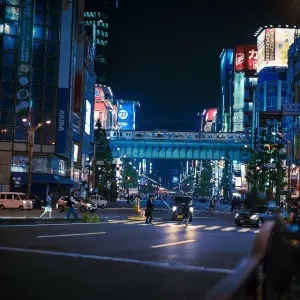 新型コロナによって経済が停滞していることがよくわかる…秋葉原駅で撮影された一枚の写真が話題に