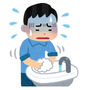 【潔癖】「屋外にある除菌スプレーのポンプを触りたくない!」を解決する画期的な装置が発明されるw