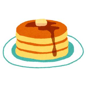 """「パンケーキを焼いていたハズが…どうして…」→あまりに""""逆ミラクル""""な仕上がりにツイ民爆笑😂"""