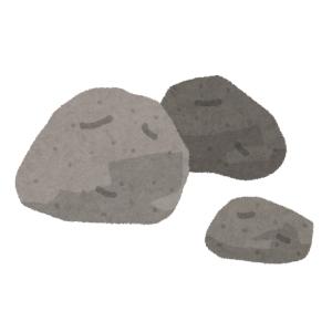 外出自粛で暇を持て余したお笑い芸人が「石」を丸一日磨いた結果www