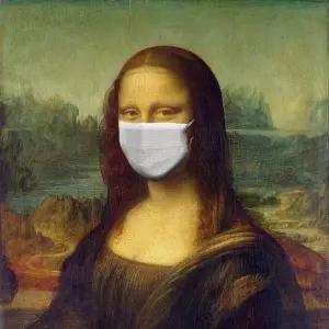 """5歳の子供が作ってくれたマスク…嬉しいけど""""脆弱性""""がすごい😂"""
