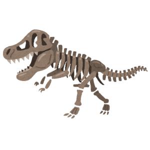 """恐竜の化石を型抜きする食玩を開封した子供がギャン泣き→とんでもない""""シークレット""""が入っていたw"""