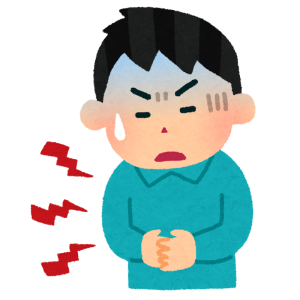 【苦悶】ムーミン公式による『お腹を壊したムーミン』絵の表情が「わかりみが深い…」と話題にw