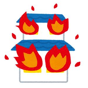 """【都内】もはや火事…猛烈な""""直火""""で具を調理する弁当屋がアグレッシブすぎると話題に😱"""