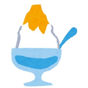 「ご飯に合いそう…」あるお店が出す『マスカット味のかき氷』が違う食べ物にしか見えないwww