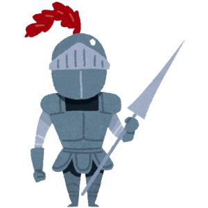 だらけがちな在宅ワークに騎士道の精神。ネットで購入できる「騎士ペンホルダー」が素敵すぎた😍
