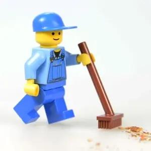 """「既製品みたい」…ある漫画家が子どもにせがまれてレゴで作ったという""""ゴミ収集車""""がすげぇw"""